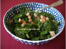 turnip greens recipe easy