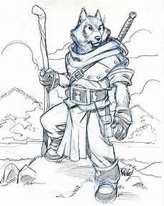 Malvorlagen Wolf Warrior Wolf Warrior By Wieringo On Deviantart
