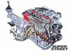 how does a cars engine work 2000 honda odyssey user handbook how vtec i vtec works super street magazine