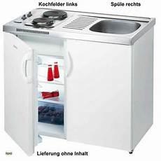 Miniküche Ohne Kühlschrank - minik 252 che pantryk 252 che singlek 252 che k 252 hlschrank sp 252 le 2