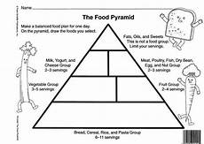 food pyramid worksheet for kids 1 food pyramid food