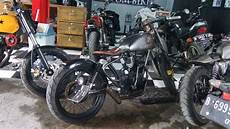 Bengkel Motor Custom by Bengkel Custom Motor Di Sidoarjo Customotto