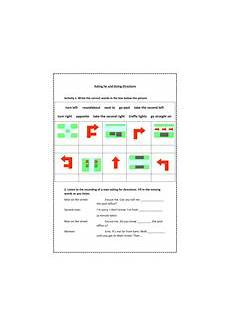 directions worksheet tes 11848 esl asking for and giving directions teaching resources