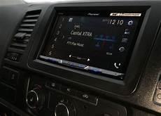 vw transporter t5 din install dynamic sounds
