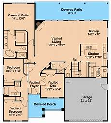 craftsman ranch house plans craftsman ranch home plan 72686da architectural