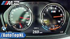 2018 Bmw M2 Acceleration Top Speed 0 269km H By