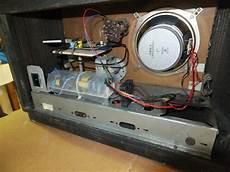 Reelapi Une Radio Des 50s Sous St 233 Ro 239 Des L Atelier Du