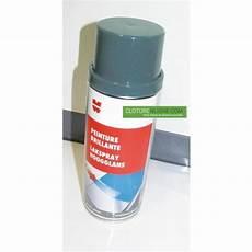 bombe peinture gris ral 7016 fixations accessoires