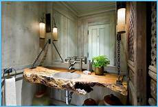 Bad Rustikal Gestalten - 35 exceptional rustic bathroom designs filled with