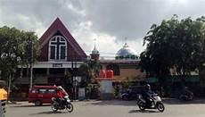 Indahnya Toleransi Masjid Dan Gereja Berdempetan Di Priok