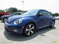 reef blue metallic 2012 volkswagen beetle turbo exterior
