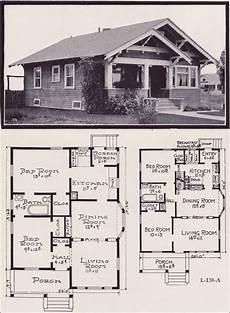 1920s craftsman bungalow house plans 1920 original