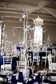 25 elegant blue and silver wedding decorations ideas for