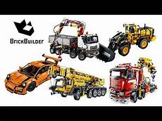 Lego Technic Build by Top 5 Lego Technic Of All Time Lego Speed Build