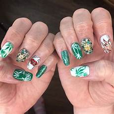 weed nail art ideas popsugar beauty photo 2