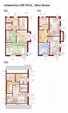 Grundrisse Doppelhaus Modern Mit Satteldach Architektur
