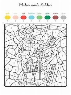 printable paint by number deer color by numbers animal