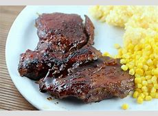 bbq pork steaks_image