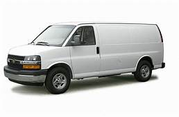 2003 Chevrolet Express 1500 Expert Reviews Specs And