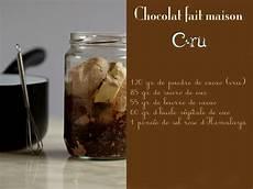 Faire Chocolat Cru Maison Les Bienfaits Du Cacao Cru