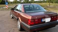 Audi V8 D11 Soundcheck 1 Fox