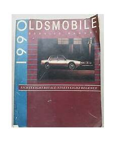 car repair manual download 1992 oldsmobile 88 electronic throttle control oldsmobile 98 regency ebay