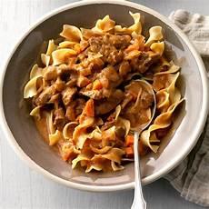 hungarian goulash recipe taste of home
