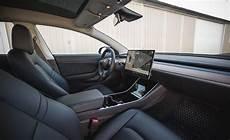 tesla model 3 2018 tesla model 3 interior and passenger space review