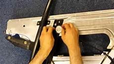audi tt 98 06 8n window regulator repair works