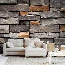 wandtapete stein wandtapete klebend dekofolie tapetenfolie murando