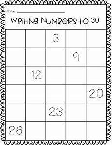 subtraction worksheets up to 30 10285 no prep number writing 1 20 30 50 75 and 100