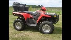 2005 polaris sportsman 500 ho