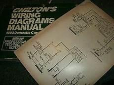 1992 Ford Tempo Mercury Topaz Wiring Diagrams Schematics