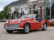 1969 Triumph TR3  Tr3 Vintage Sports Cars Retro