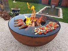 feuerschale grillring feuerstelle