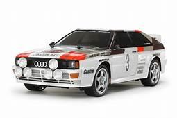 Tamiya 58667 Audi Quattro A2 Rally Car / USA
