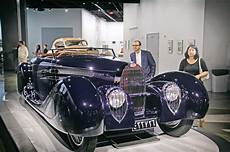 Petersen Automotive Museum Bugatti by Petersen Automotive Museum Grand Re Opening Lowrider