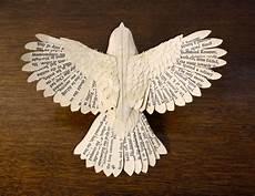 how to make a 3d bird model handmade wood paper birds by zack mclaughlin colossal