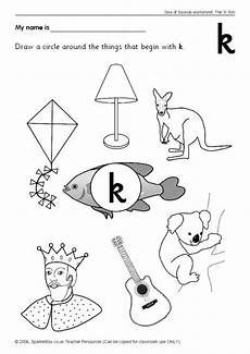 letter k printable worksheets 24404 related items