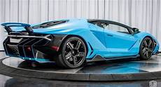 who fancies a bright blue lamborghini centenario carscoops