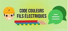 couleur de fil électrique code couleur installation 233 lectrique tgs 201 lectricit 233