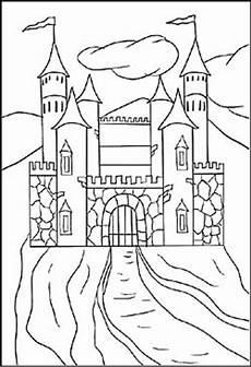 Malvorlagen Burgen Ausmalbilder Gratis Ausmalbilder Ritterburg Ausmalbilder