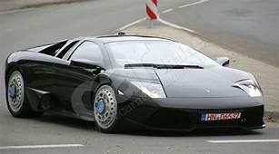 Next Lamborghini Supercar Spied Again  Top Speed