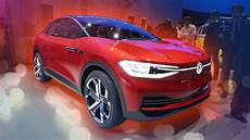a volkswagen vw id crozz 2 volkswagen s new electric crossover is