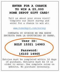 sweepstakes help home depot increase customer survey participation american sweepstakes