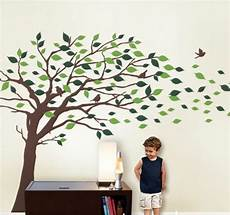 babyzimmer gestalten wände kinderzimmerw 228 nde gestalten lustige wandsticker und