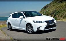 lexus ct200h f sport specs lexus ct 200h f sport review video performancedrive