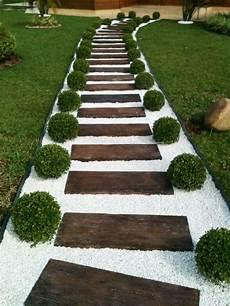 Gartenweg Aus Holz - der gartenweg 50 gartenwege welche sie durch den