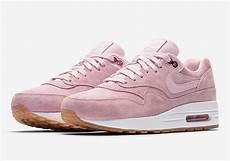 nike air max 1 pink suede 919484 600 sneakernews