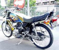 Rx King Modif Cb by Trend Motor Modification Gambar Modif Yamaha Rx King Gallery